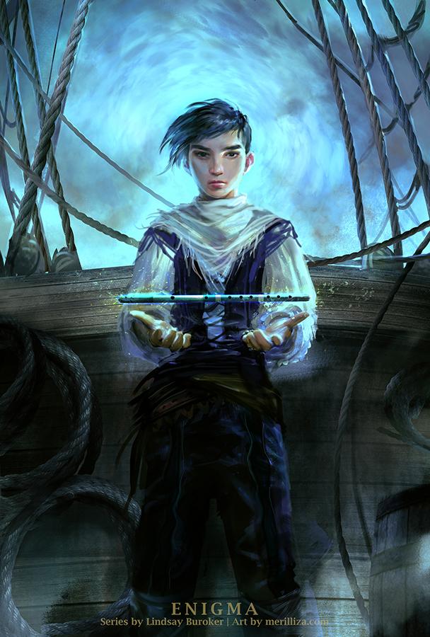 Book 1.5: Enigma