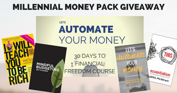 Millennial Money Pack Giveaway!