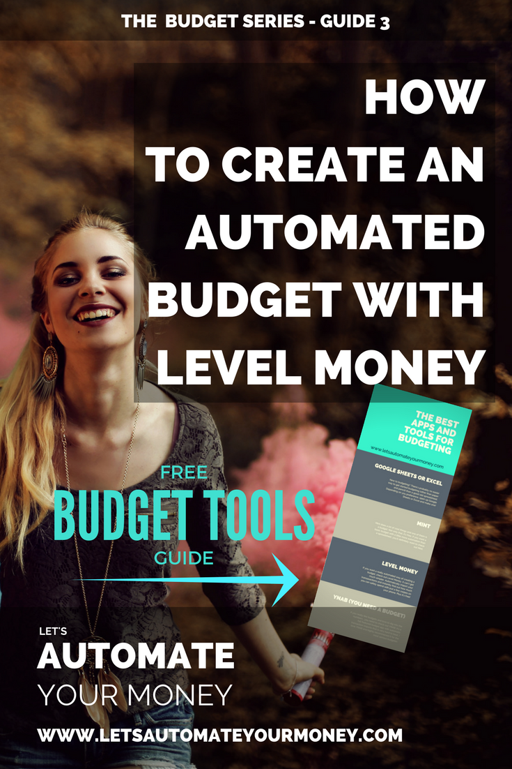 How to Create an Automated Budget with Level Money