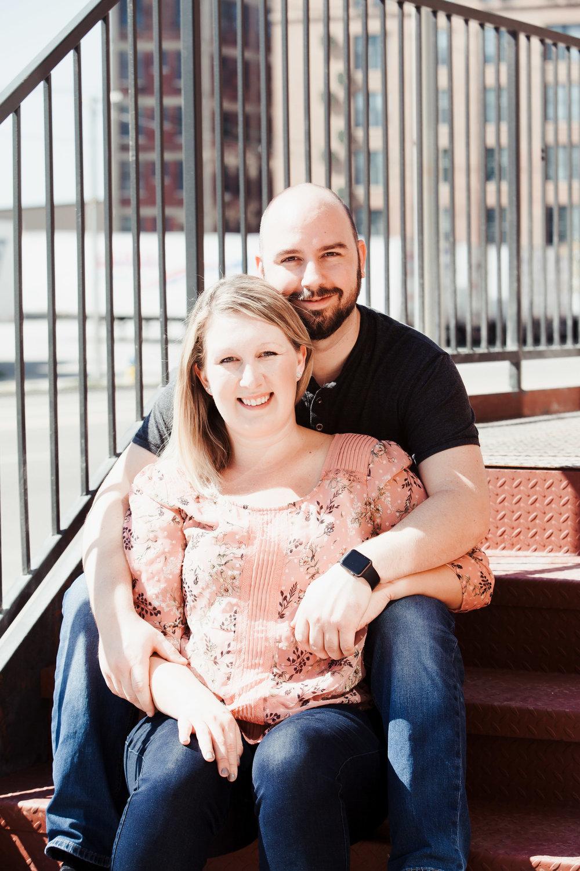 DAVID SHEPHERD - CREATOR OF MONEY BADASS WITH MY LOVELY WIFE KRISTA