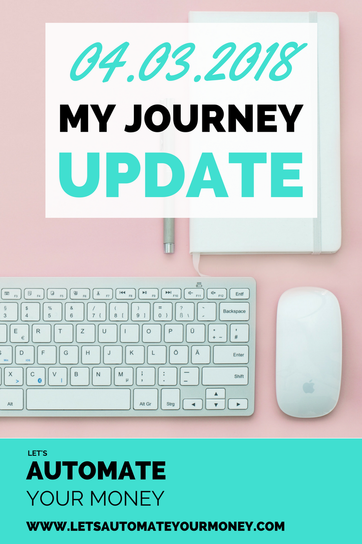 04.03.2018 My Journey Update