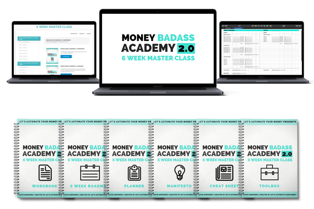 Money Badass Academy 2.0