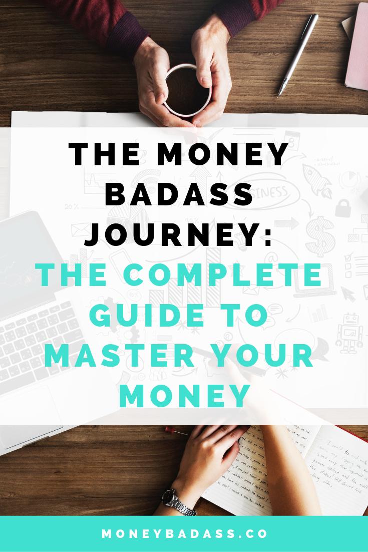 The Money Badass Journey