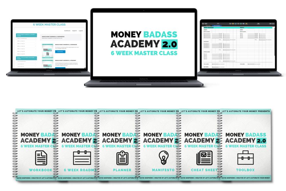 Money Badass Academy