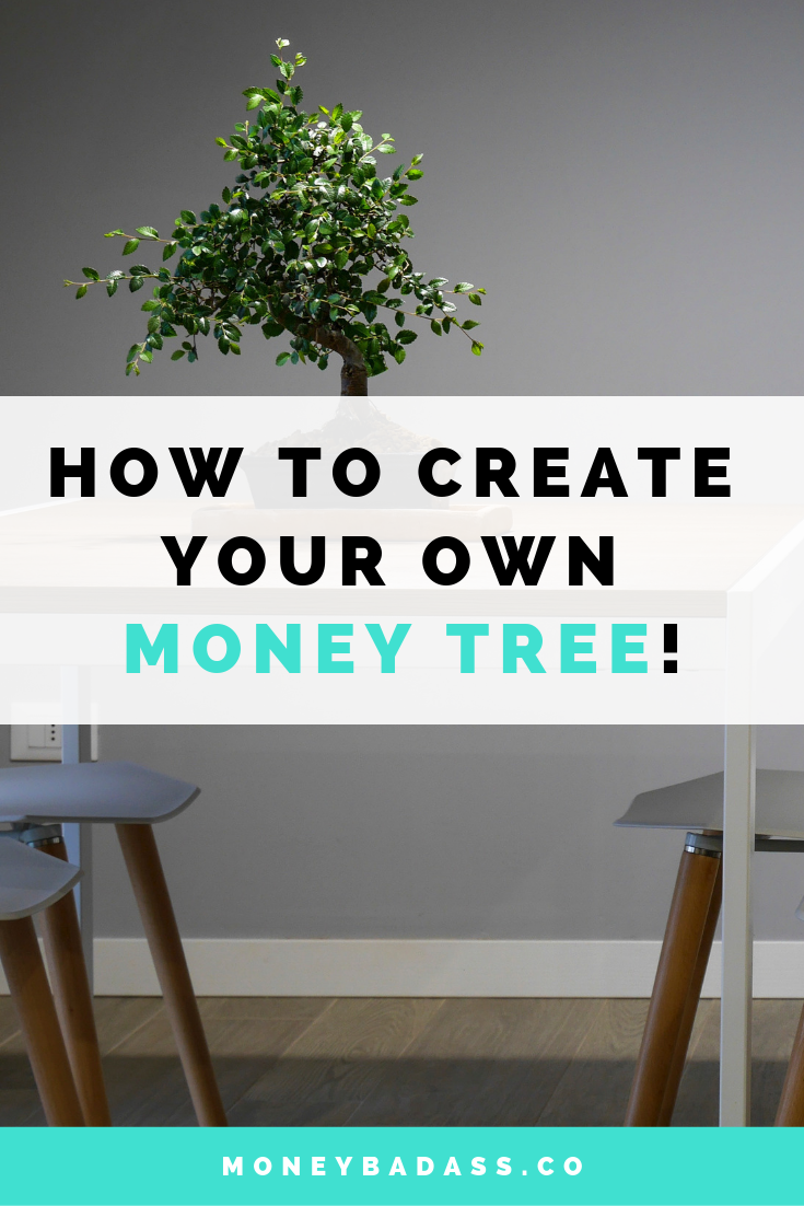 How To Create Your Own Money Tree
