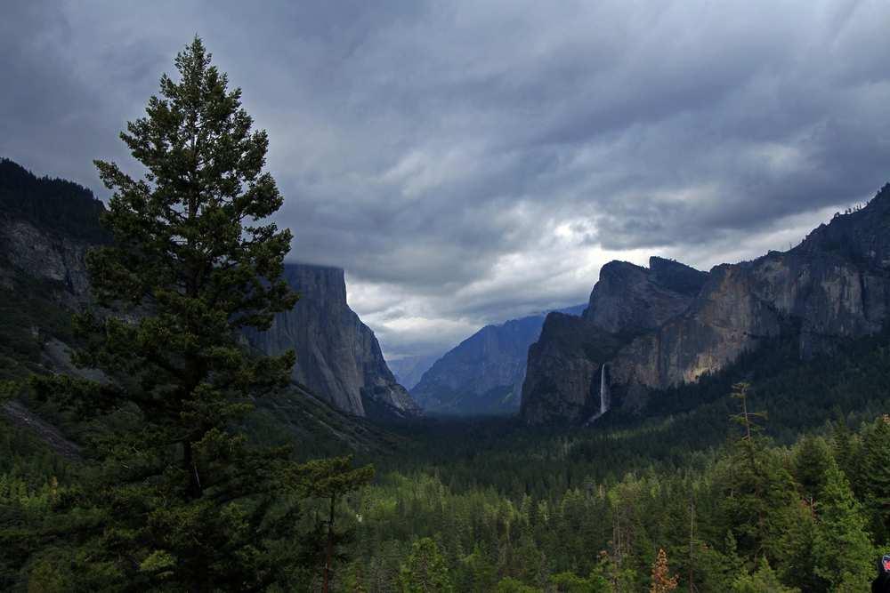 Tunnel View Yosemite #2