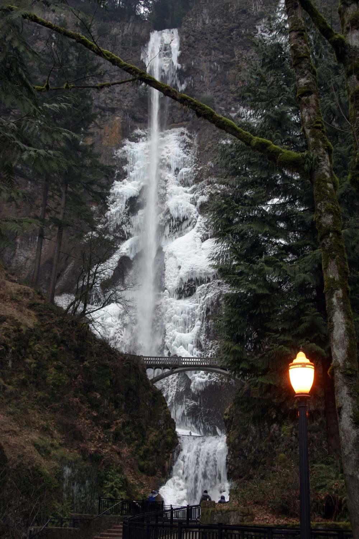 Multnomah Falls #2