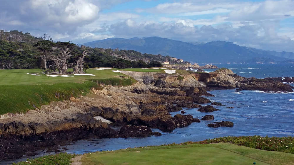 17th Hole Cypress Point