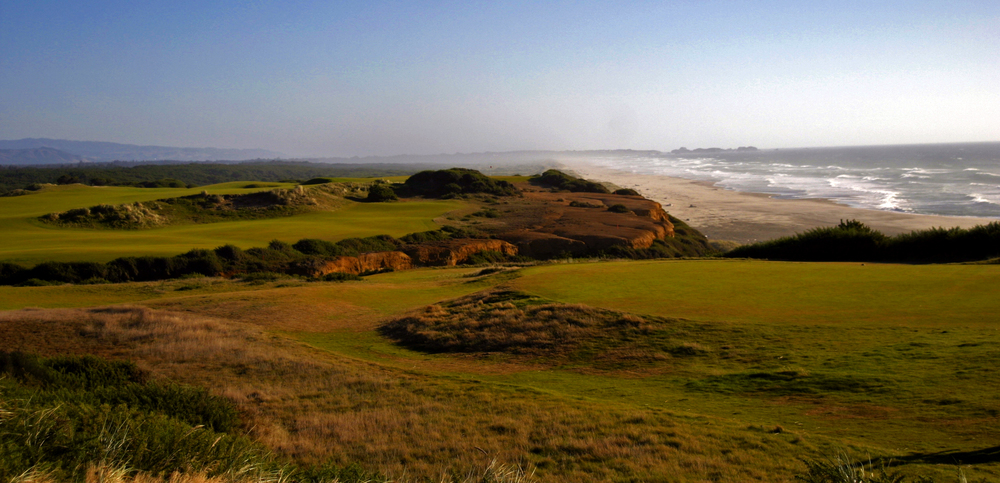Bandon Dunes 16th Hole 2004