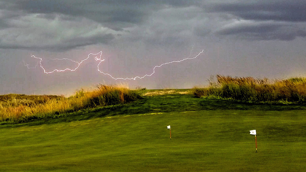 Electricity in the Air Ballyneal