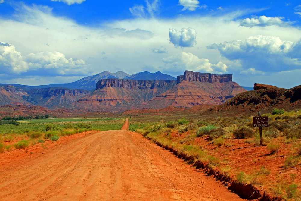 Dead End! Moab, Utah
