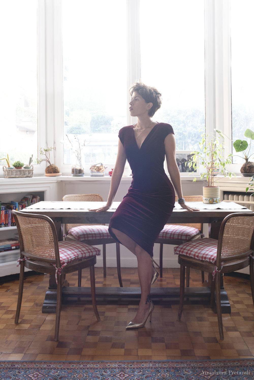 Francesca Gaglione,  food stylist