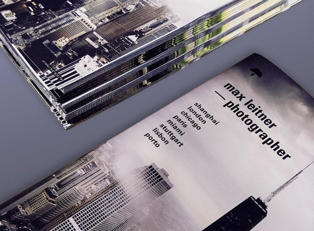 16 Seitige Print-Promotion Format: 30 x 40 cm