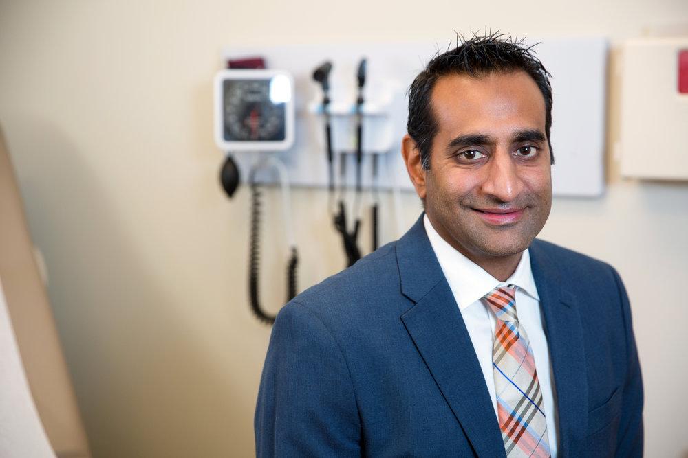 Rubin Patel, MD