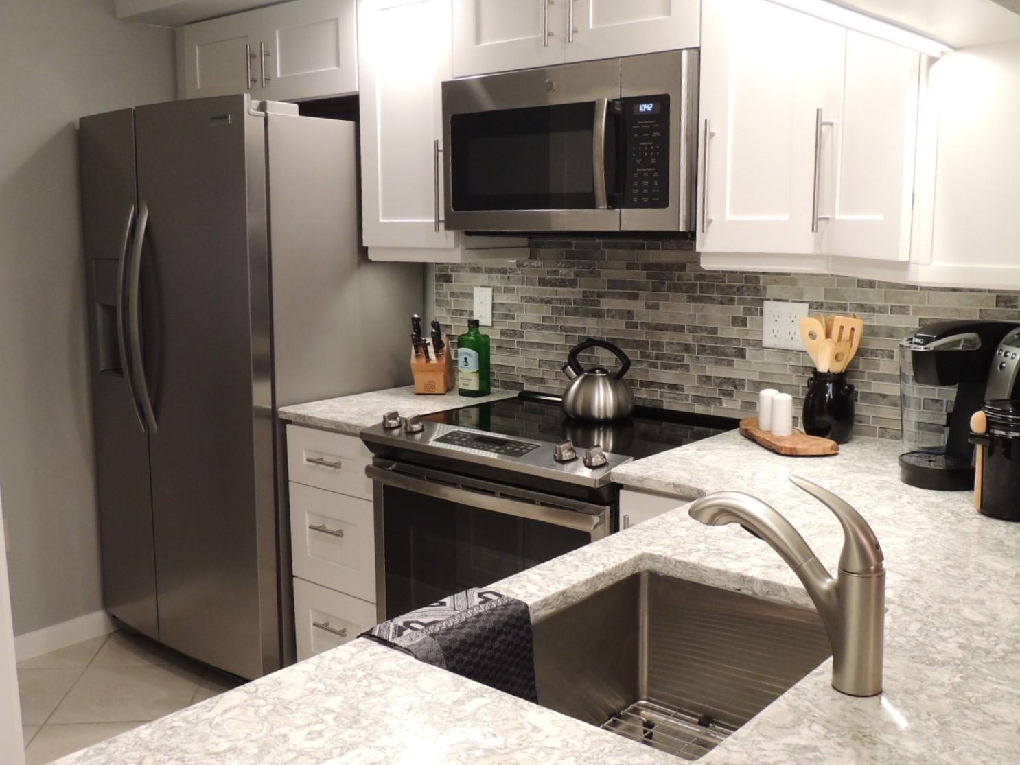 Small Condo Kitchen Remodel Edgewater Main