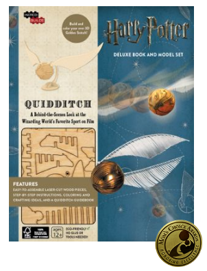 Quidditch Harry Potter - IncrediBuilds