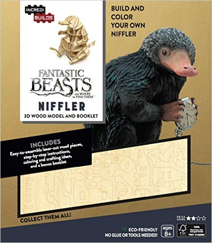 Niffler IncrediBuilds kit