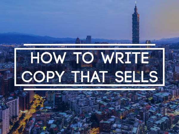 Learn how to write copy that sells so you can write better copy and increase product sales!