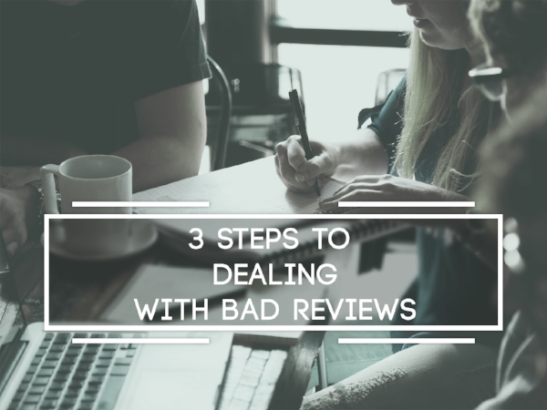 Do you get bad reviews? It's time we fix it.