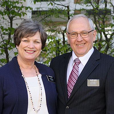 Elder and Sister Hart 2015-2016