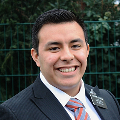 Elder Garcia, 2015-2016