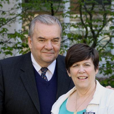 Elder and Sister Jarrard