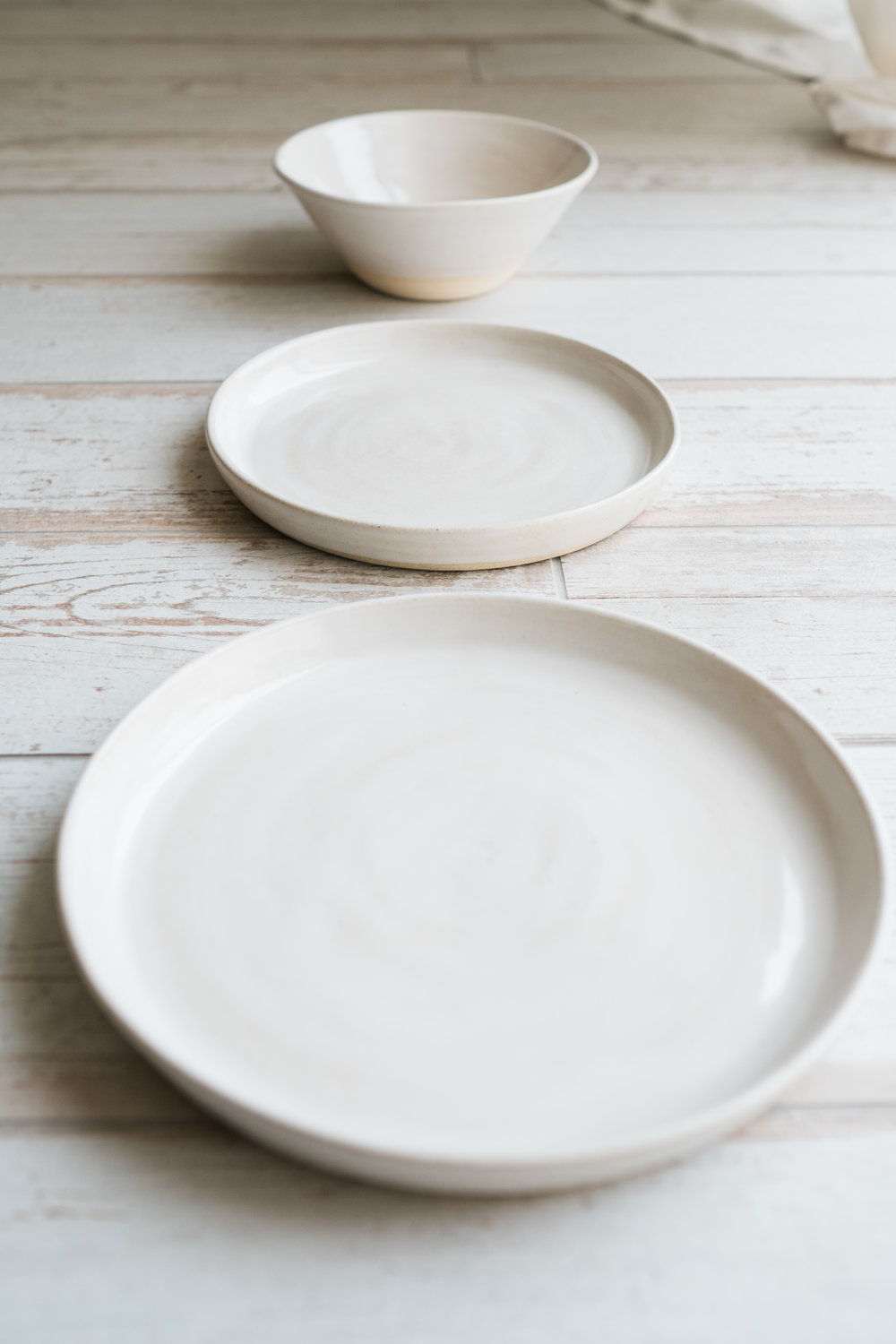Purchase by the Piece - Plates, bowls and tumblers available separately