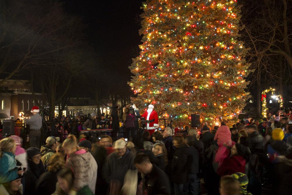 Open House (Tree with Santa).jpg