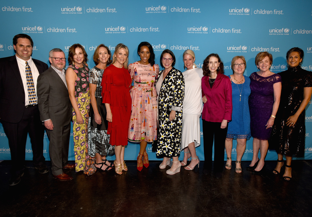 U.S. Fund for UNICEF North Texas Regional Board and Co-Chair, Jessica Nowitzki (Photo by Cooper Neill/Getty Images for U.S. Fund for UNICEF)