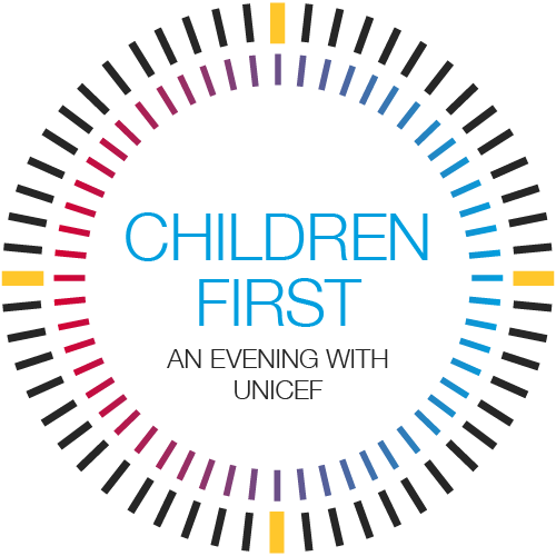 Children First An Evening with UNICEF
