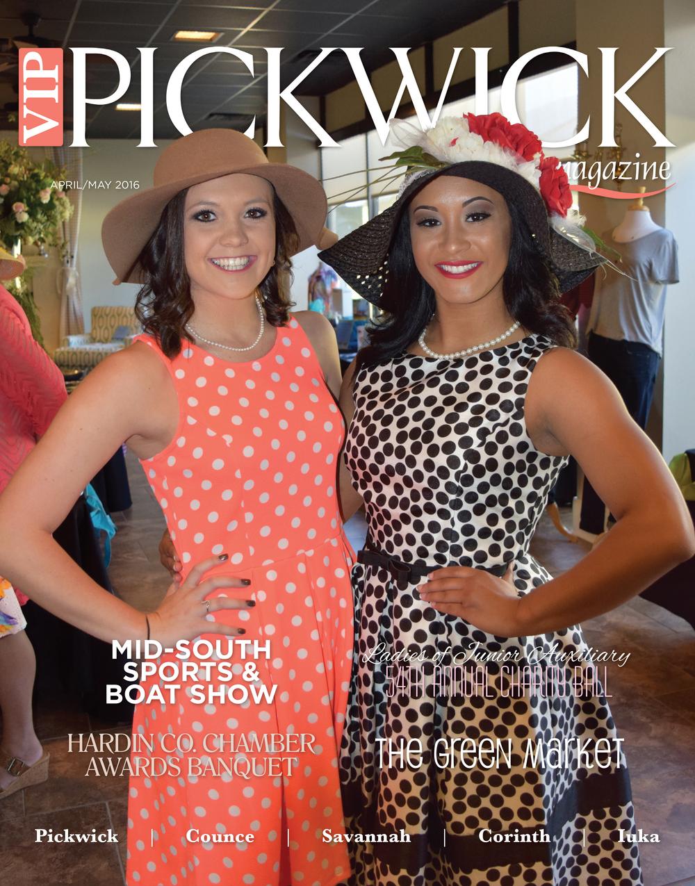 VIP Pickwick Magazine