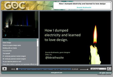 Train (or How I Dumped Electricity and Learned to Love Design) - GDC Vault