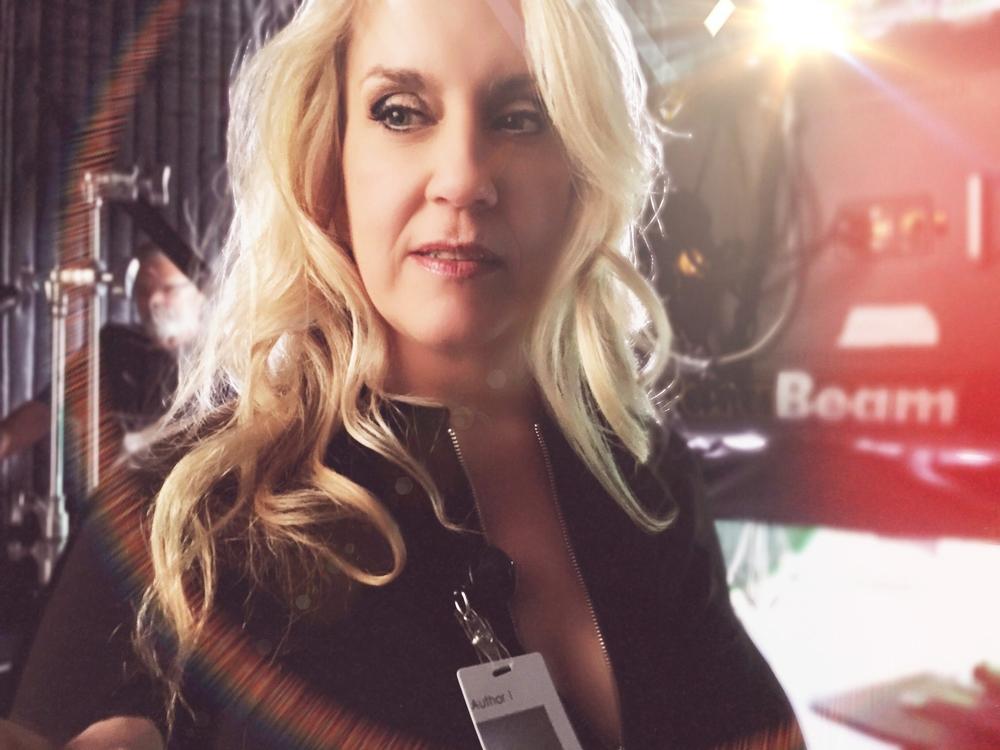Brenda at Lynda.com (2015)