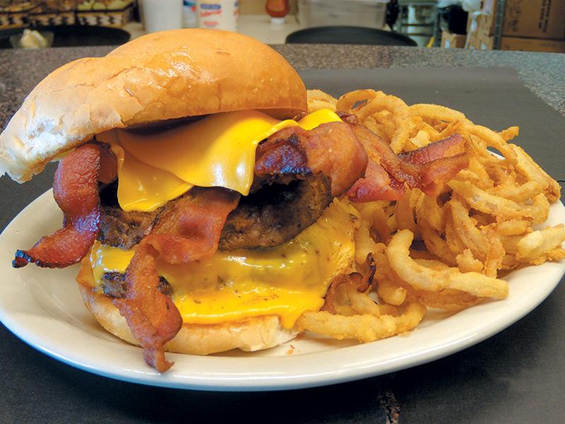 Oinkinator Burger