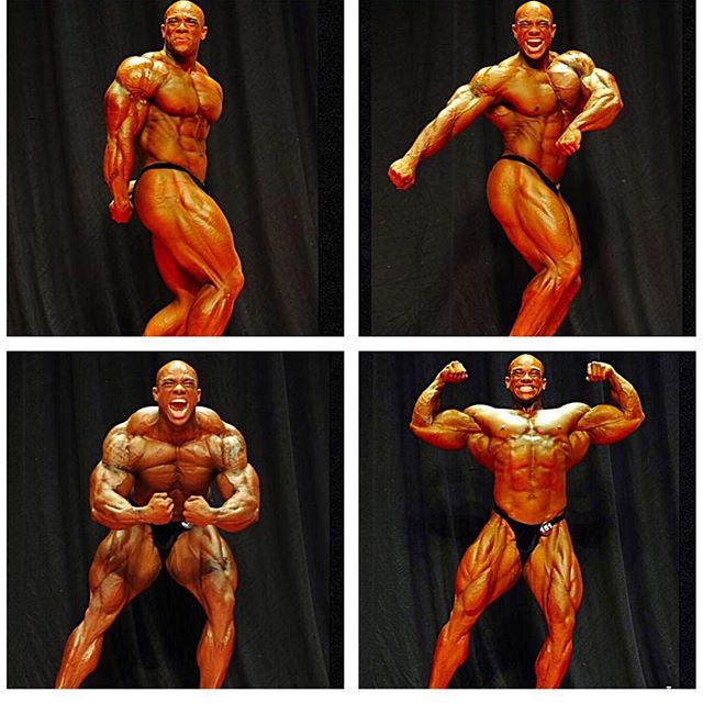 #TBT in honor of the USA's being this weekend. Some stage shots where I came in second. #IFBB #NPC #Vegas #