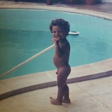 #TBT🙈 #PoolBoy #SlayinThem #BdaySuit #BigToeisBiggerThanMyDick #RockOutWitMyCockOut