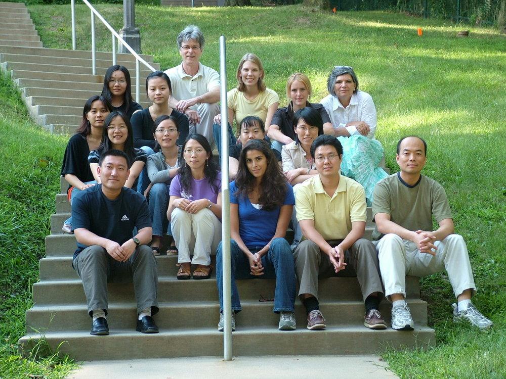 Weber Group 2008