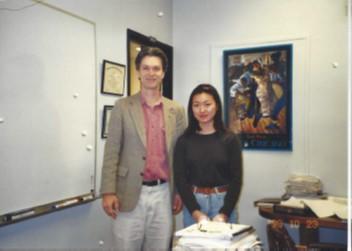 Prof. Weber, Xu Zhang