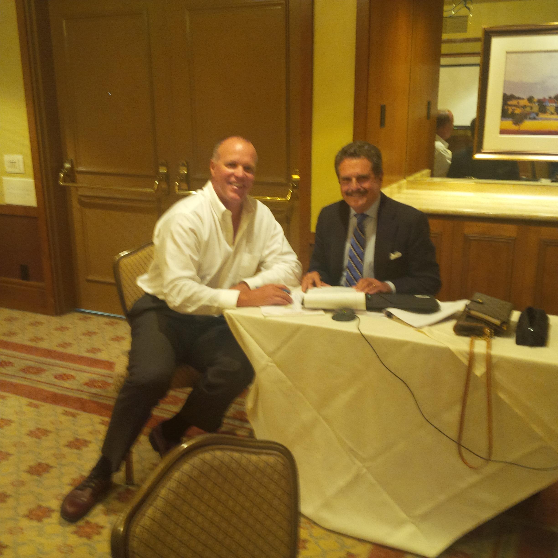 creighton and tim ryan white paper meeting