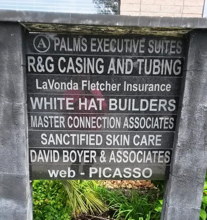 Houston MCA Sign1