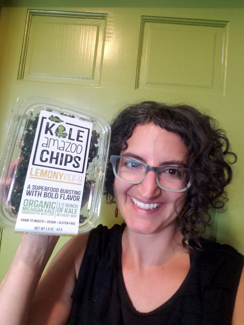 """We are so grateful for the Can-Do Kitchen and the opportunity to make kale chips there. You have provided tremendous support."" - Hether Frayer of Kaleamazoo Chips"