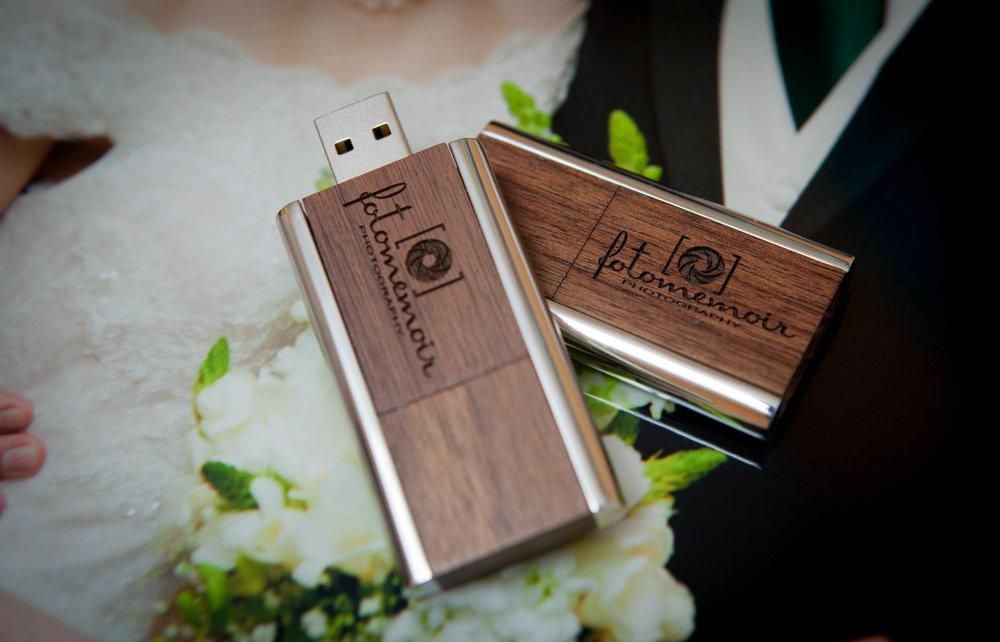 Custom Designed Flash Drives..