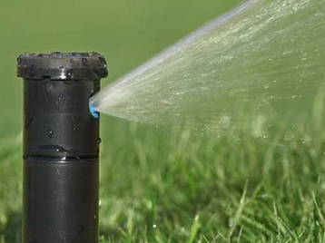 Irrigation is key to your lawns success!