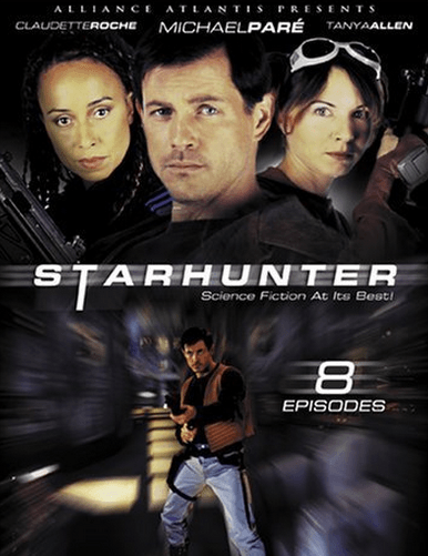 Starhunter Season 1 : Dante Montana, uses each mission as an opportunity to find his missing son in the lawless outposts of deep space.