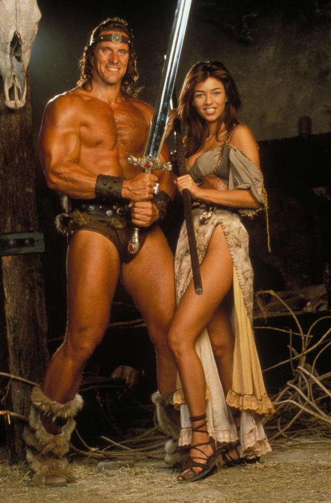 Ralf as Conan in pilot episode.jpg