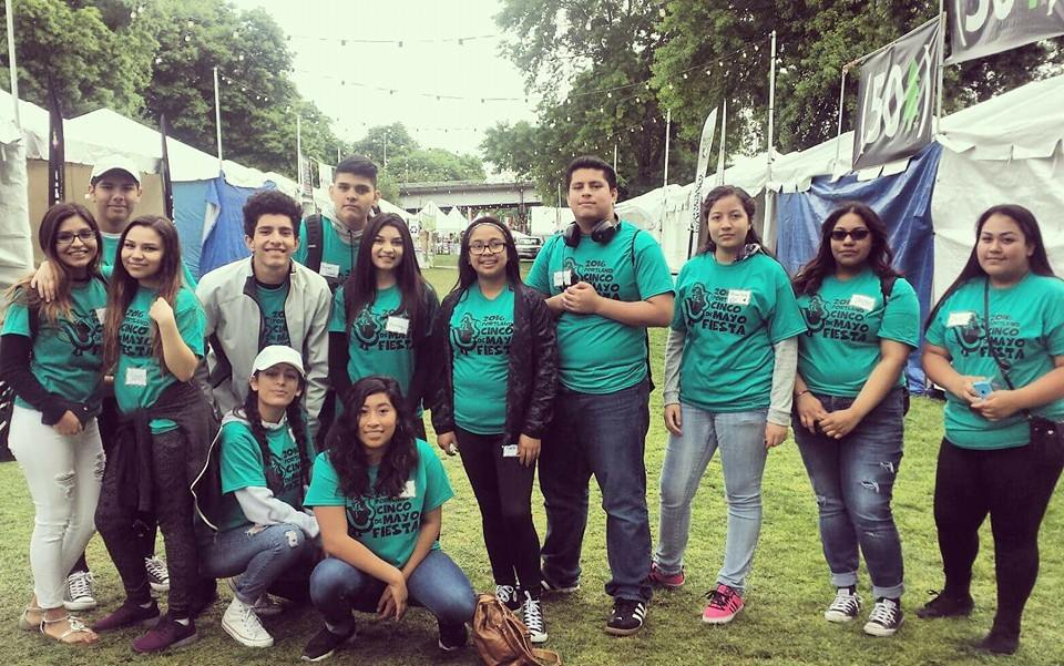 PortlandCinco2016_Volunteers