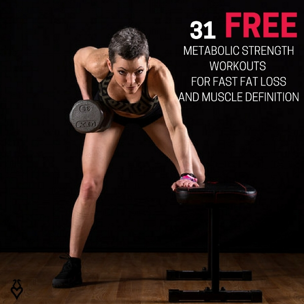 31 Free Metabolic Strength Workouts