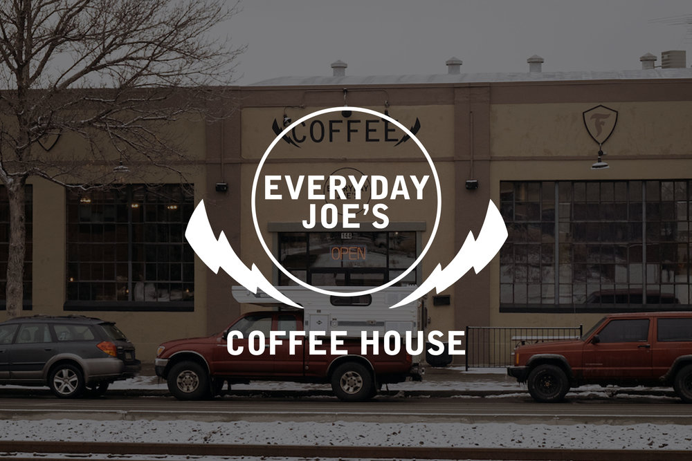 Everyday Joe's Coffee House, 144 S Mason St, Fort Collins
