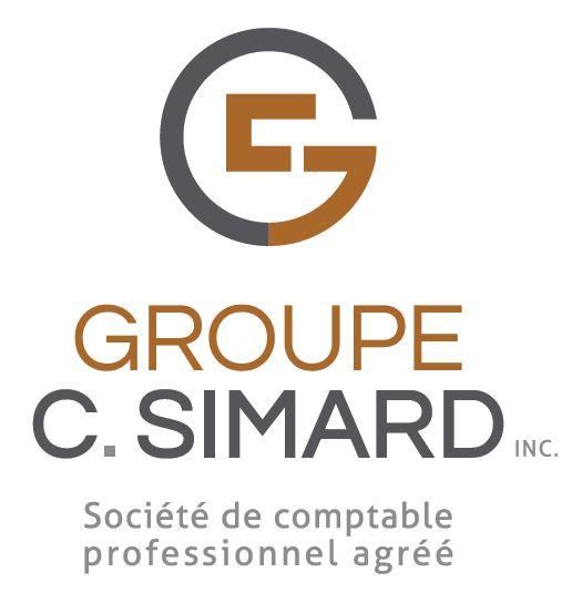 Logo Groupe C Simard