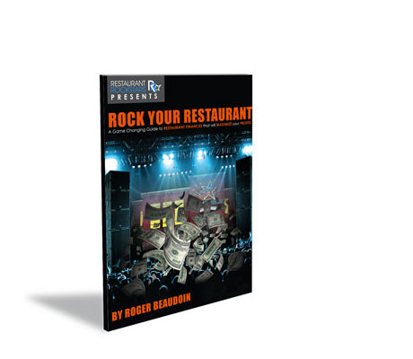 Rock Your Restaurant Book